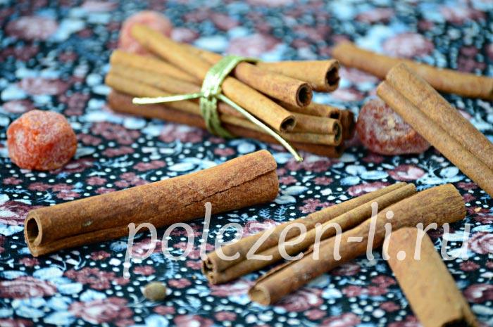 Фото корицы трубочки