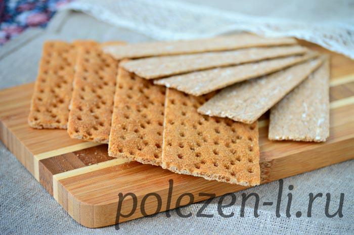 Фото хлебцы на столе