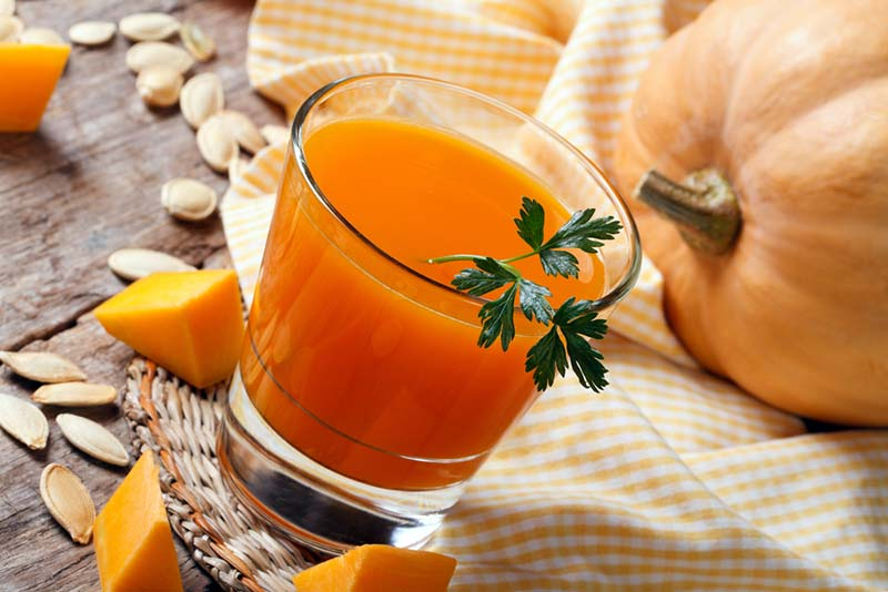 Фото тыквенного сока, полезен ли тыквенный сок