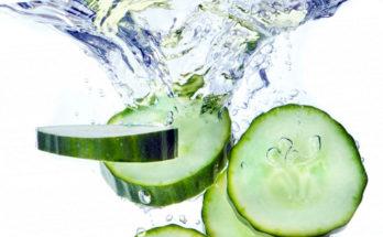 огурец вода диета