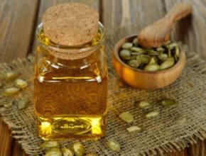 тыквенные семечки и масло