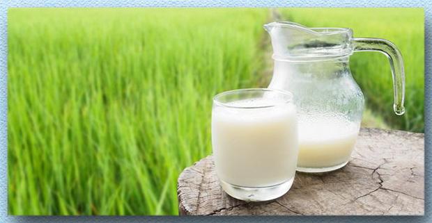 молоко трава