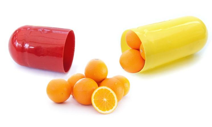 витамины апельсины